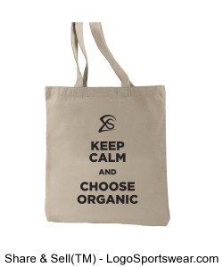 Keep Calm and Choose Organic Design Zoom