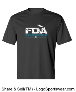 Fitness Dungeon Athletics - Custom It's A Solution Shirt Design Zoom